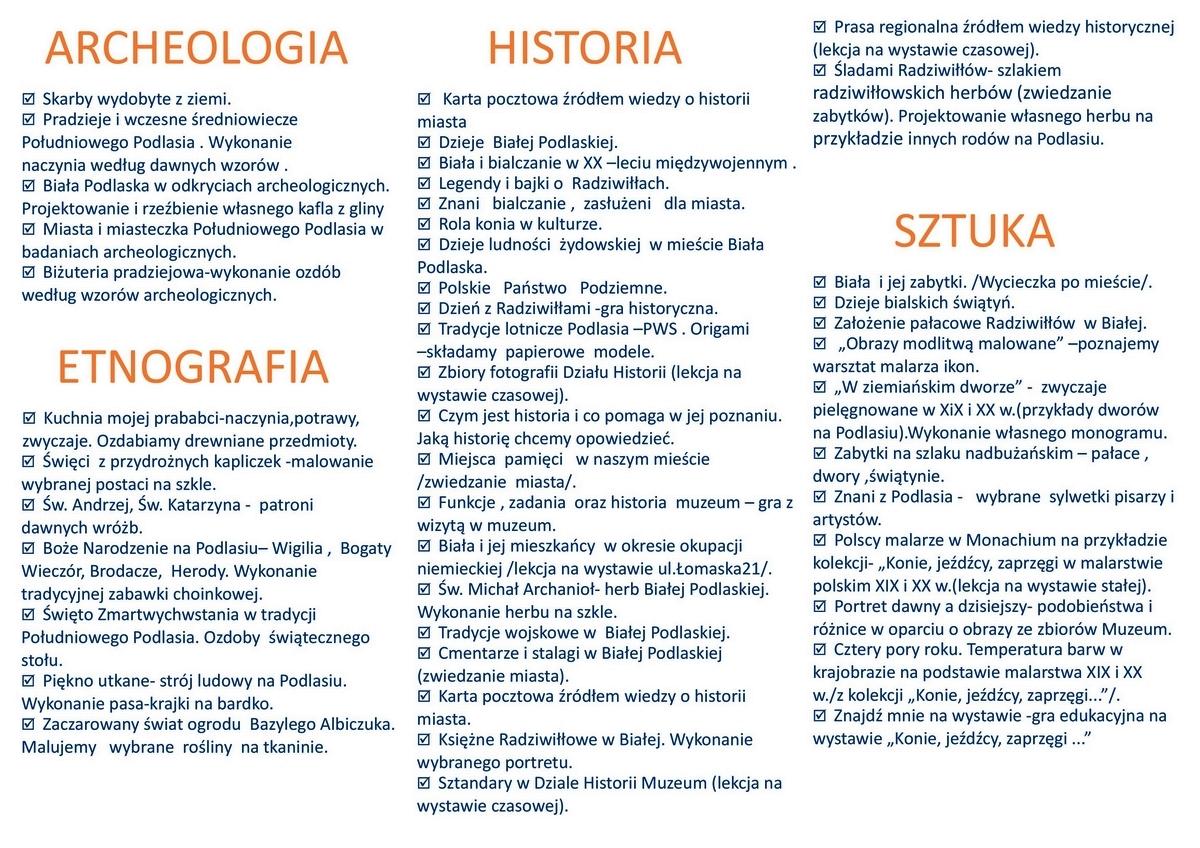 Informator edukacyjny 2015-2016r.