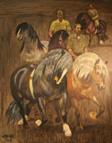 Ludwik Maciąg – Malarstwo