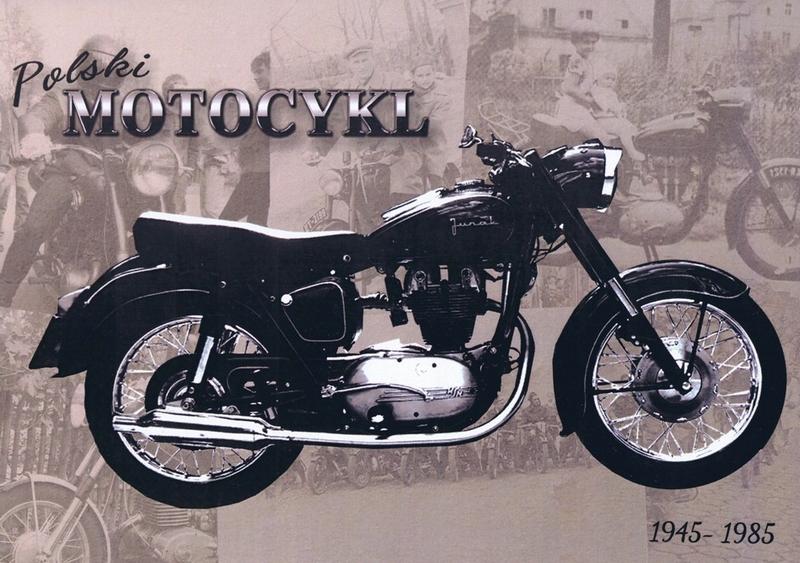"""""""Polski Motocykl"""" wystawa czynna od27.09.2014r."""