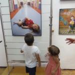 """Fotorelacja z otwarcia wystawy """"Centrum emocji"""""""
