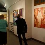 ARTYŚCI I IKONY - wystawa czasowa 2017r. fot.Stanisław Białogłowicz