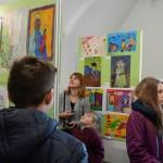"""""""Moja Przygoda w Muzeum -2017r."""" - Wystawa pokonkursowa."""