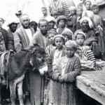 Na targu, Samarkanda