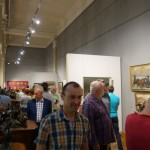 """Wystawa """"Equos. Koń. Конь"""" w Narodowym Muzeum Sztuki Republiki Białorusi (Mińsk) -2018r."""