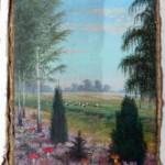 """Wystawa """"Bezcenne dziedzictwo. Konserwacja kolekcji Bazylego Albiczuka zezbiorów Muzeum Południowego Podlasia"""""""