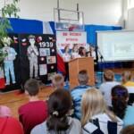 80. rocznica wybuchu II Wojny Światowej- spotkania zmłodzieżą szkolną