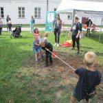 I Europejski Festiwal Tradycyjnych Zabaw i Gier.