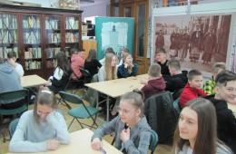"""Lista uczniów zakwalifikowanych doII etapu Konkursu Historycznego """"Mój region 2020"""""""