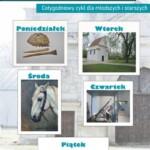 Okulturze isztuce zMuzeum Południowego Podlasia wBiałej Podlaskiej Cotygodniowy cykl dla młodszych istarszych