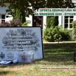 Edukacja wMuzeum Południowego Podlasia wBiałej Podlaskiej wIpółroczu roku szkolnego 2020/2021