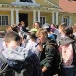 """Konkurs historyczny """"Mój region 2018″. – fotorelacja zwycieczki historycznej"""