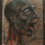 Wilhelm Gross iCurt Wild-Wall Dwaj artyści zOberhavel