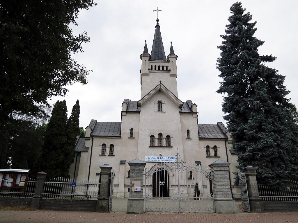 Neorenesansowy Kościół