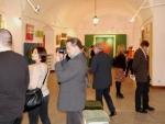 """""""Geometria i metafora z kolekcji Galerii 72″ Muzeum Ziemi Chełmskiej w Chełmie."""