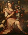 Wśród Kwiatów – Malarstwo isztuka dekoracyjna