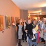 Starowierskie ikony zezbiorów Muzeum Południowego Podlasia wBiałej Podlaskiej podczas XVI Festiwalu Trzech Kultur weWłodawie