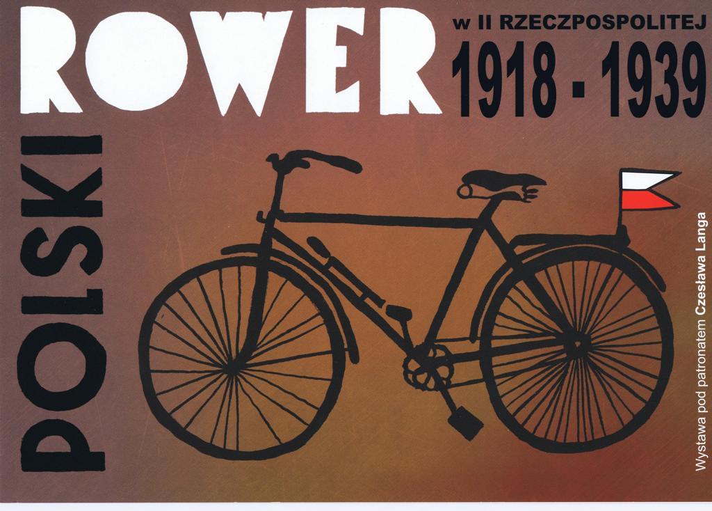 <i>POLSKI ROWER W II RZECZPOSPOLITEJ 1918 -1939.</i>