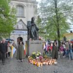 """""""Śladami Ojca Świętego Jana Pawła II"""" – fotografie Adama Trochimiuka."""