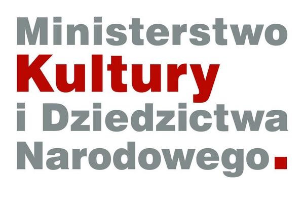 Dofinansowano ze środków Ministra Kultury i Dziedzictwa Narodowego.