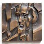 """Wystawa """"Medal – mała forma rzeźbiarska"""""""